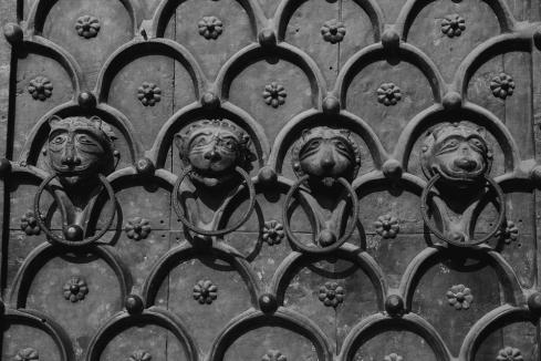 st-marks-door-black-and-white-carla-pivonski